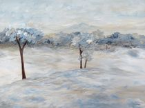 Blue Winter Day by eloiseart