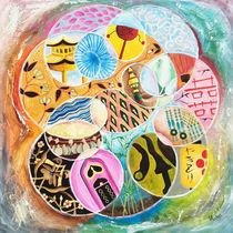 Mandala Asia by Jiahui Ho