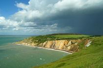 Alum Bay, Isle of Wight 2 by Sabine Radtke