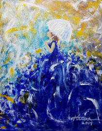 'Being a Woman No10 - in a fairytale dream' von Kume Bryant