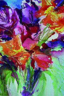 Blumenrausch by Sonja Jannichsen