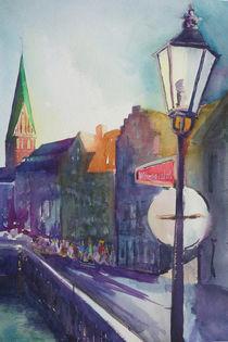 Lüneburg-Ilmenaustraße-Altstadt by Sonja Jannichsen
