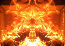 Feuerwesen_01 von Claudia Dobslaw