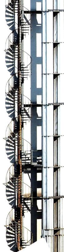 'spindeltreppe' von k-h.foerster _______                            port fO= lio