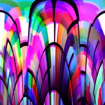 Color Gate by Mihaela Stancu