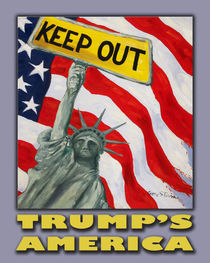 Trump's America by Gene Stirm