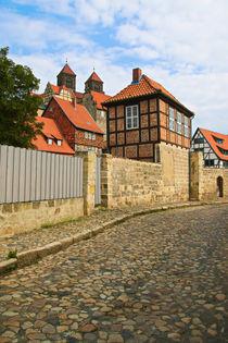 Quedlinburg von Bernhard Kaiser