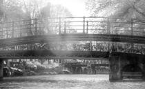 misty bridge by Erik Mugira