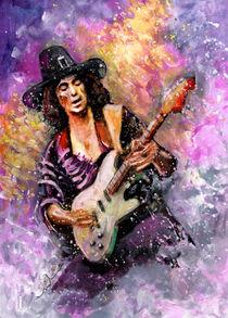 Richie Blackmore by Miki de Goodaboom