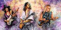 Strings Of Deep Purple von Miki de Goodaboom