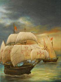 The Caravele von Apostolescu  Sorin