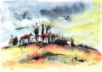 The forgotten village by Aniko Hencz