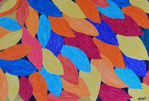 Blätter von art-dellas