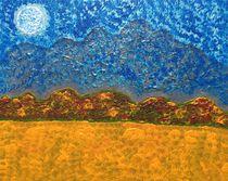 Autumn night by giart