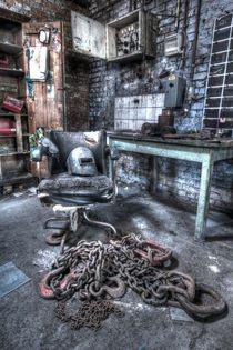 Maters of Steel by Eva Ueberhofen