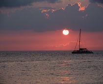 Sunset Maui von travel-sc