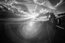 Black white sky von Johan Dingemanse