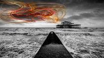 Spirit of West Pier  by Rob Hawkins