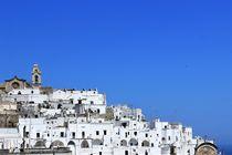 Die weiße Stadt by karneol