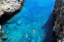 Erfrischung an der Küste Apuliens by karneol