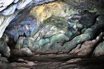Höhlenimpression von karneol