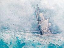 Blu ship von zamaniart