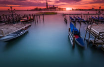 Venice at Dawn by h3bo3