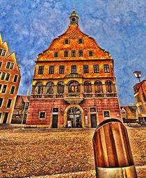 Oath House Ulm / Schwörhaus Ulm von Michael Naegele