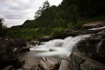 am Tvindefossen Bild 1 by haike-hikes