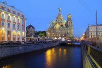 Blutskirche St. Petersburg by Patrick Lohmüller
