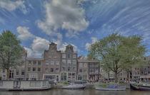 Amsterdam, Prinsencanal von Peter Bartelings