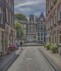 Amsterdam, Lauriercanal von Peter Bartelings
