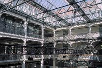 """""""Lichthof"""" - Industriearchitektur im ZKM, Karlsruhe von Hartmut Binder"""