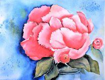 Rose by Theodor Fischer