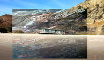 Beach Transformation by Sabine Haag