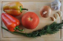 vegetables von Natalia Akimova