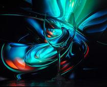 color in the glass by Natalia Akimova