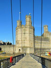 Caernarfon Castle von gscheffbuch