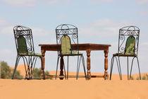 Relax in der Sahara by Martina  Gsöls