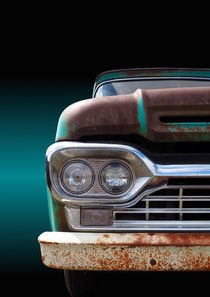 Pick-up F-100 by Beate Gube
