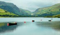 Tal-y-Llyn Lake von gscheffbuch