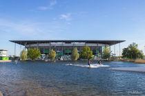 VW-Arena mit Wake-Park Wolfsburg von Jens L. Heinrich