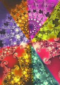 Energieblumen - energy flower von donphil