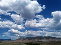 Wolken über  Utah von Frank  Kimpfel