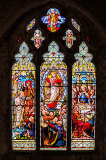 Stained Glass by Jeremy Sage