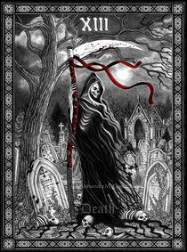 Tarot: Death by doberlady