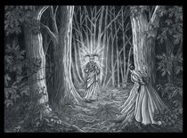 Devil in the Woods von doberlady