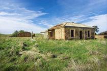 Abandoned Stone Farmhouse by Stuart Row