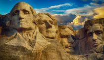 President monument landmark by past-presence-art