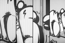 Buchstabenregen von Bastian  Kienitz